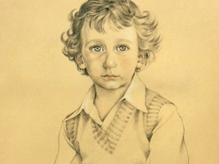 Children in Charcoal
